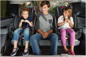 4 Most Recommended Car Seats